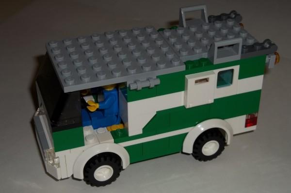 Il furgone delle consegne