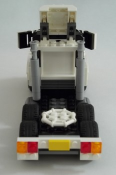 Vista posteriore