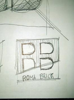logo schizzo