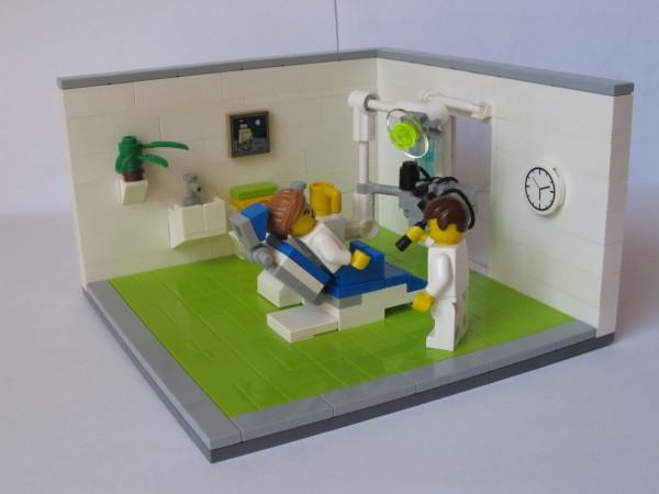 Il dentista delle minifig