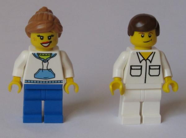 Dentista - i personaggi