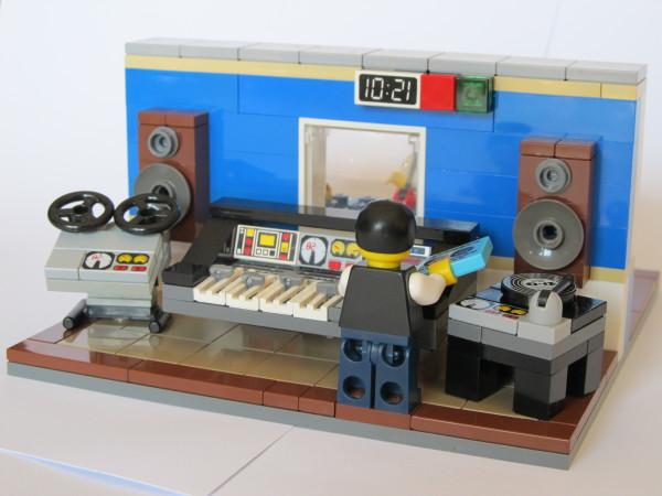 La regia Radiofonica