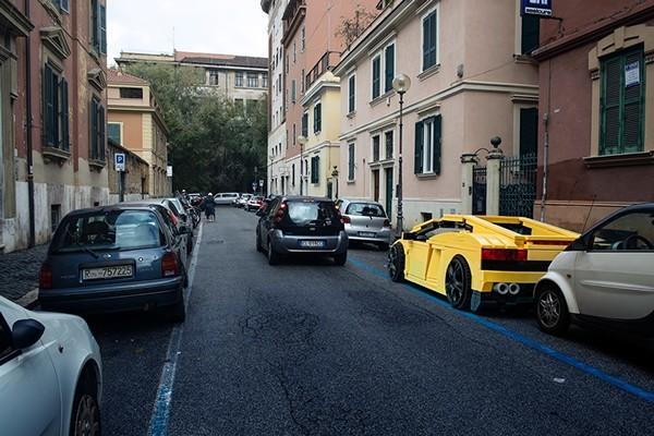 LEGO 8169 - Lamborghini Gallardo LP 560 (2009)