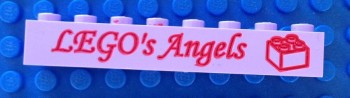 Lego's Angels callsign