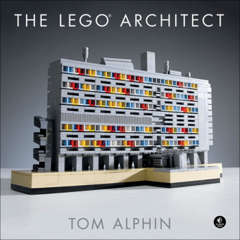 The LEGO architect - cover