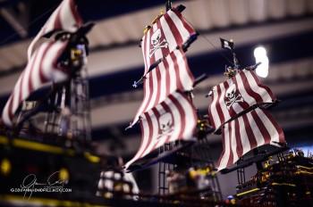 Diorama Pirati PSG 2015