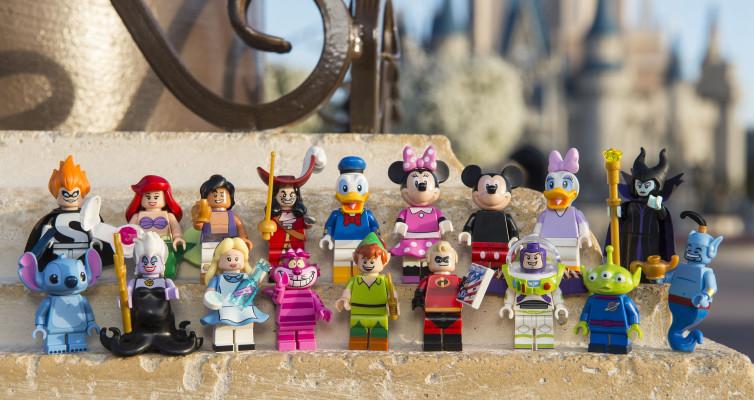 DisneyMinifigures