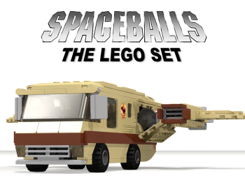 LEGO Ideas Spaceballs