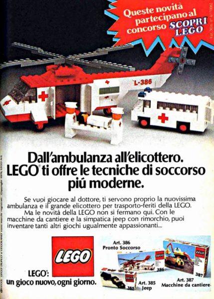 Lego-ambulanza-pubblicità-Topolino-maggio-1976